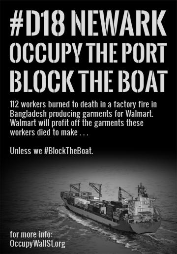#BlockTheBoat