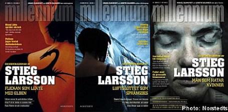 Millenium - Stieg Larsson