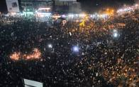 Shahbagh Square, Day 2. Image: BdNews24.com