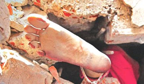 Savar_Feet