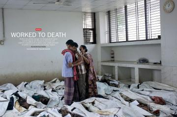 © Taslima Akhter / TIME Magazine