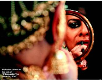 Rituparno Ghosh in Chitrangada