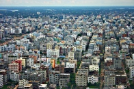 Dhaka City. Source: Sandeep Menon Photography, Flickr.