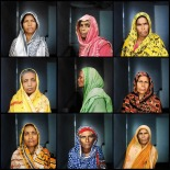 Portraits of birangonas (war heroines). Source: The Aftermath Project.