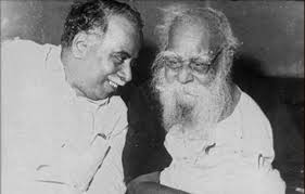 Annadurai and Periyar