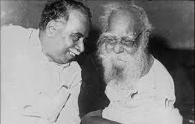Annadurai and Periyar