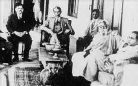 Periyar Meeting with Ambedkar and Jinnah