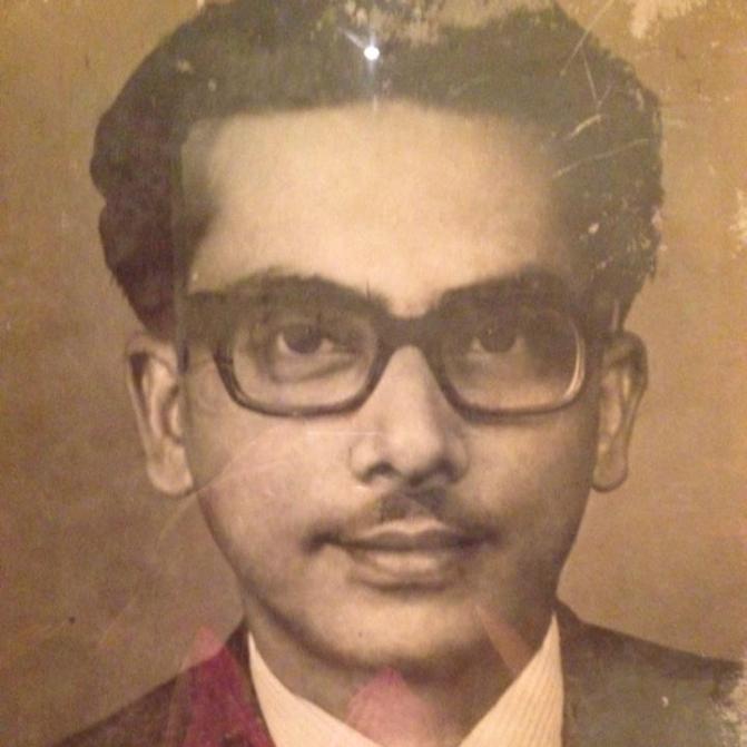 Shahidullah Kaiser  Copyright: Chaman Khan