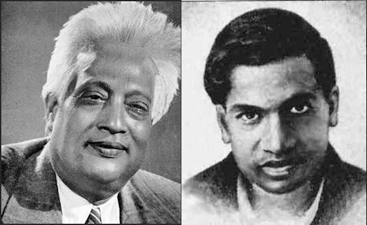 bose-and-ramanujan
