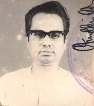 Munier Chowdhury. Source: Asif Munier.