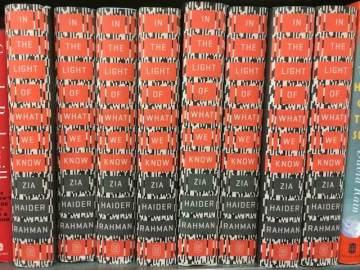 zia-haider-rahman-books