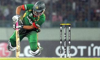 Tamim Iqbal. Source: The Guardian.