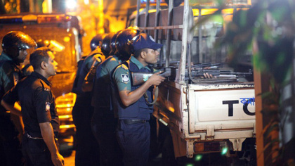 Gunmen storm and take hostages in Dhaka